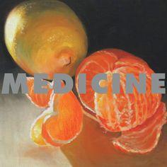 """""""To the Happy Few"""", Medicine, 2013."""