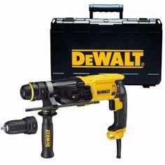 Dewalt D25124K Kırıcı Delici Sds Plus
