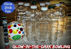 The Everyday Momma: Think Outside the Toy Box {Week One: Glow Sticks}