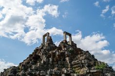 Doorways to Heaven! Baphuon Temple Ruins, Angkor Thom, Siem Reap, Cambodia - Travel Photography