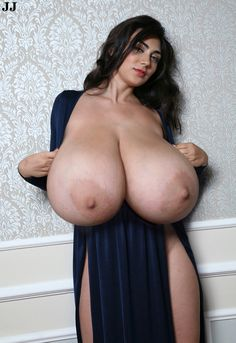 Massive morphed naked tits