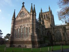 hereford cathedral - Google Search
