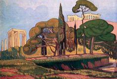 Constantin Maleas : Acropole Κωνσταντίνος Μαλέας  : Ακρόπολη
