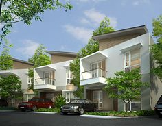 """Check out new work on my @Behance portfolio: """"Belimbing Town house"""" http://on.be.net/1IqXNU5"""