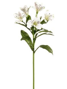 Silk Alstroemeria | Wholesale Artificial Flowers | Afloral.com