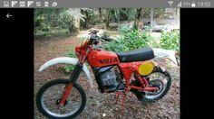 Moto Villa 125 enduro 1978