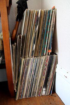 Open Vinyl Lean-To    Life on Sundays
