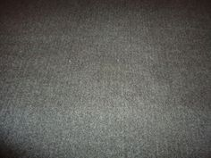 """Vintage Charcoal Gray Thick Scrap Fabric/Material.   143"""" X 60"""" #Unbranded"""