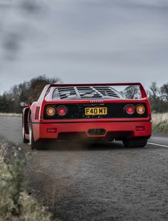 Ferrari F40 - Godlike