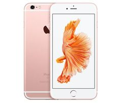 iPhone 6S Rose Gold Edition - I have always wanted a white phone but this rose gold iPhone is just so beautifulllllll