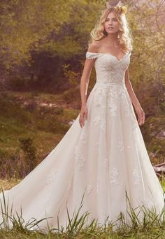Cheap wedding dress lace, Buy Quality bridal gown directly from China bridal gowns discount Suppliers: Discount Opulent Off Shoulder Sleeves Bridal Gown Boho Vestidos Custom Organza A-line Wedding Dress Lace 2017 Plus Size Mariage Perfect Wedding Dress, Dream Wedding Dresses, Bridal Dresses, Beaded Dresses, Tulle Wedding, Off Shoulder Wedding Dress Lace, Mermaid Wedding, Bridesmaid Dresses, Sweatheart Neckline Wedding Dress