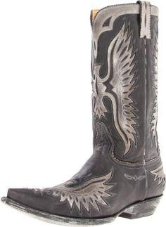 ShopStyle: Old Gringo Men's Crockett Fashion Cowboy Boot | GYPSY ...