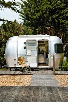 Have a Happy Weekend in your tiny Airstream. #vwt2oc