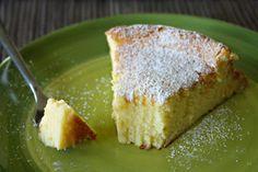 Recipe: Durian Yogurt Cake