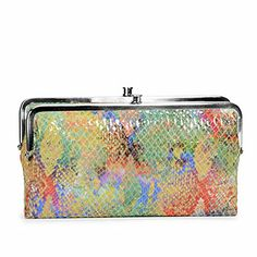 The Legendary Lauren- functional wallet by day and stylish clutch by night. She is known for her carry-all attitude and total cool factor.