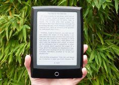 Cybook Odyssey by Bookeen, ebook reader
