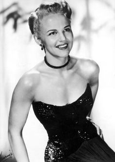 Peggy Lee is today's Girl Crush! With a career spanning over six decades, Peggy was a popular singer, song writer, actress, and certified bombshell! She even wrote songs forDisney's Lady and the Tramp,one of our all-time faves! Also, she was the inspiration for the Muppet's Miss Piggy – a stylish self-assured blonde with a sense of romance! Miss Peggy Lee, we adore you!