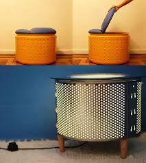 Resultado de imagen de reciclar tambor lavadora