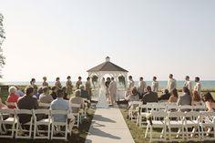 Geneva By The Lake Ohio Wedding