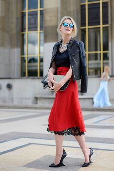Are You Ready for Fall Yet? We Are! 5 Chic Street Style-Inspired Transitional Outfit Ideas