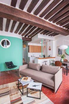 12 appartements parisiens qui nous inspirent