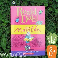 Mrkvicka.sk > MATILDA, (Dahl Roald), rozprávka po anglicky