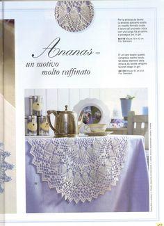 Burda special - Annie Mendoza - Álbuns da web do Picasa Doily Patterns, Crochet Patterns, Crochet Tablecloth, Doilies, Free Pattern, Tapestry, Chart, Simple, Albums