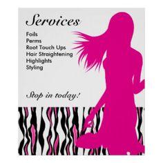 hairdressers posters - Google-søk