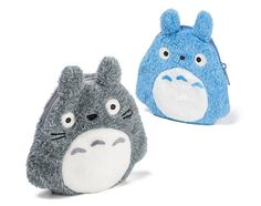 These Totoro Coin Purses Will Keep Your Change Safe And Cute