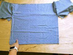 Sin duda estoy enamorada de estas blusas! Aprovechando que ya tenia la tela y el elástico, me atrevi hacer esta blusa que esta muy de moda. Las he visto por …