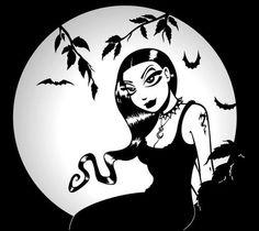 Nemi.... Gothic Goddess....