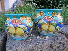 Cose di Mya: Cachepot ceramica