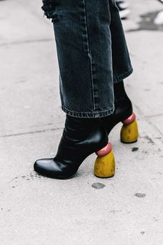 Details in heels