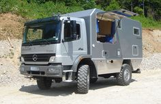 Expedition vehicles | bimobil.com