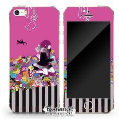 Fantastick スキンシール for iPhone/Android -六本木005 design by Manga Designers Lab.
