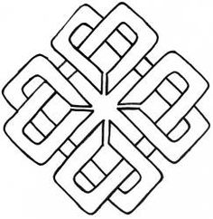 "Oriental Knot-1 10"""