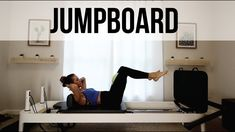 Jumpboard Reformer Pilates Workout before and after for beginners reformer reformer exercises studio workout Pilates Workout Youtube, Cardio Pilates, Pilates At Home, Pilates Body, Pilates Studio, Pilates Ring Exercises, Toning Workouts, Pilates Training, Gym Workout For Beginners