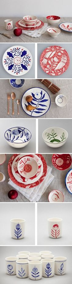 Ceramics by Madalina Andronic / On the Blog!
