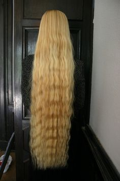 long long hair...so pretty