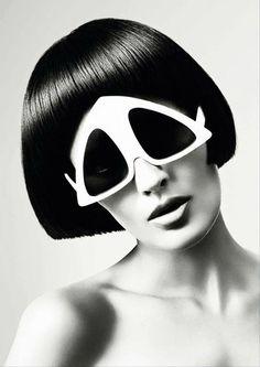 Oliver Godsmith´s Pyramid Sunglasses, 1960.