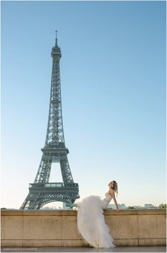 Trash the Dress in Paris – Jessica & Ahmed
