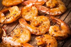 Simple & Delicious skinny southern BBQ shrimp, lighter healthier version of New Orleans classic perfect for Weight Watchers, 3 Freestyle SmartPoints