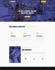 Zidex - Industrial & Factory WordPress Theme - ModelTheme Mechanical Engineering, Lorem Ipsum, Content Marketing, Wordpress Theme, Industrial, Industrial Music, Engineering, Inbound Marketing