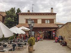 Albergue de peregrinos Camino del Perdón, Uterga #Navarra #CaminodeSantiago