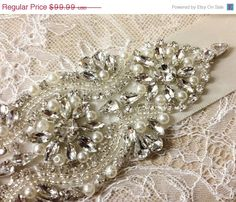 SALE 15 Wedding sash Bridal belt  Bridal sash  by GarterQueen, $84.99