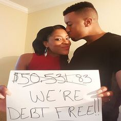 How Samuel and Kirstie Paid off $50,000 of Debt in 15 Months!