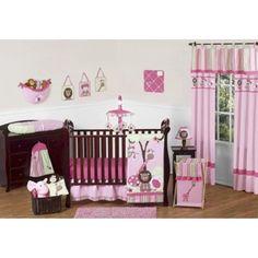 Sweet Jojo Designs 11pc Jungle Friends Crib Set