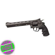 "Dan Wesson Airsoft Revolver 8"" Grey 