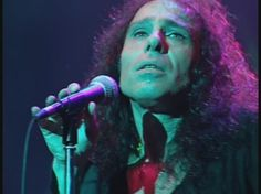 Ronnie James Dio in London 1993