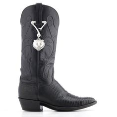 Baylor boot baubles // So cute for when you want to dress up your boots a little! For gameday, weddings, etc.